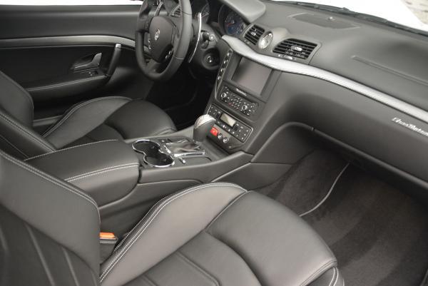 New 2016 Maserati GranTurismo Sport for sale Sold at Bentley Greenwich in Greenwich CT 06830 18