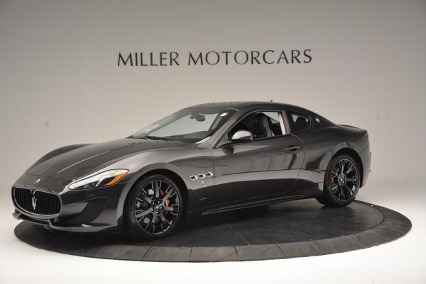 New 2016 Maserati GranTurismo Sport for sale Sold at Bentley Greenwich in Greenwich CT 06830 2