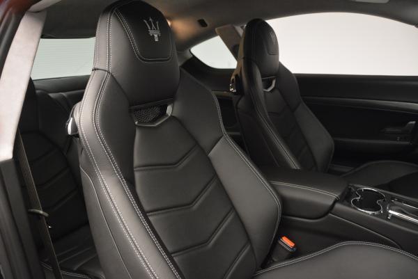 New 2016 Maserati GranTurismo Sport for sale Sold at Bentley Greenwich in Greenwich CT 06830 20