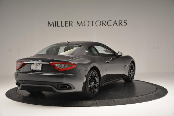 Used 2016 Maserati GranTurismo Sport for sale Sold at Bentley Greenwich in Greenwich CT 06830 7