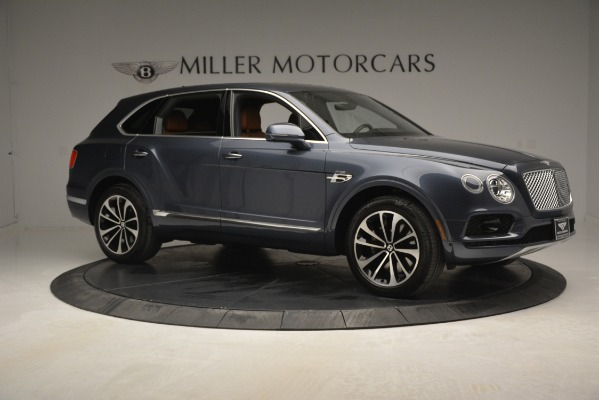 Used 2018 Bentley Bentayga Onyx for sale Sold at Bentley Greenwich in Greenwich CT 06830 10
