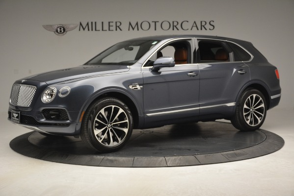 Used 2018 Bentley Bentayga Onyx for sale Sold at Bentley Greenwich in Greenwich CT 06830 2
