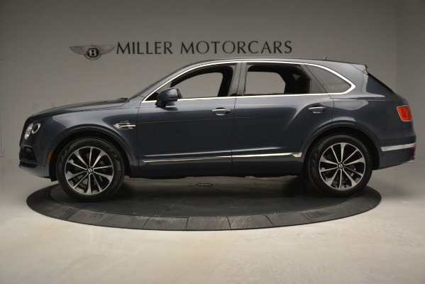 Used 2018 Bentley Bentayga Onyx for sale Sold at Bentley Greenwich in Greenwich CT 06830 3