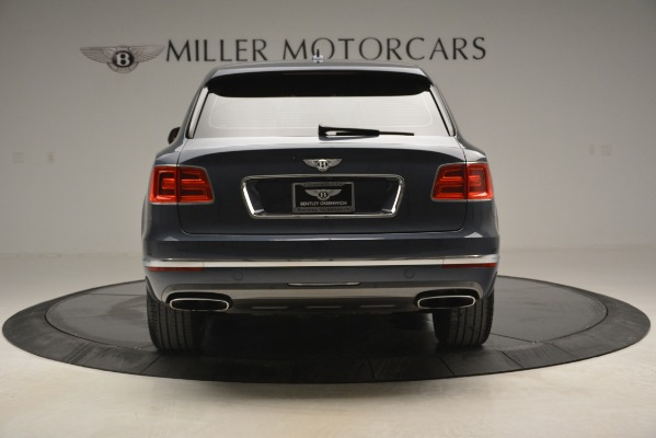 Used 2018 Bentley Bentayga Onyx for sale Sold at Bentley Greenwich in Greenwich CT 06830 6