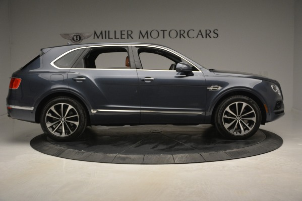 Used 2018 Bentley Bentayga Onyx for sale Sold at Bentley Greenwich in Greenwich CT 06830 9