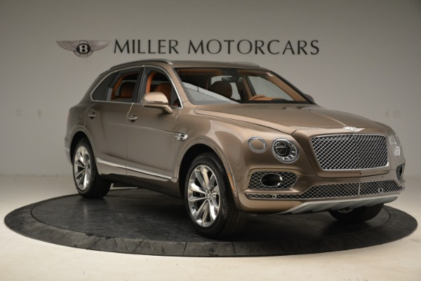 New 2018 Bentley Bentayga Signature for sale Sold at Bentley Greenwich in Greenwich CT 06830 11