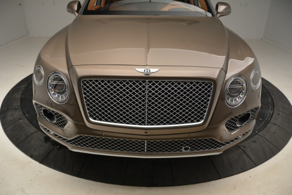 Used 2018 Bentley Bentayga W12 Signature for sale $159,900 at Bentley Greenwich in Greenwich CT 06830 13