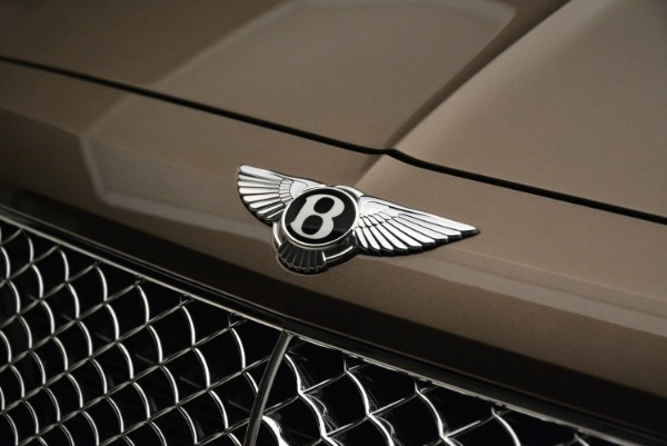 Used 2018 Bentley Bentayga W12 Signature for sale $159,900 at Bentley Greenwich in Greenwich CT 06830 14