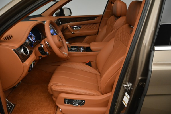New 2018 Bentley Bentayga Signature for sale Sold at Bentley Greenwich in Greenwich CT 06830 20