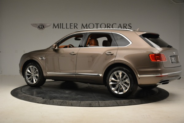 Used 2018 Bentley Bentayga W12 Signature for sale $159,900 at Bentley Greenwich in Greenwich CT 06830 4
