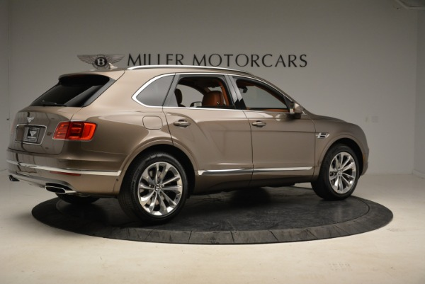 New 2018 Bentley Bentayga Signature for sale Sold at Bentley Greenwich in Greenwich CT 06830 8