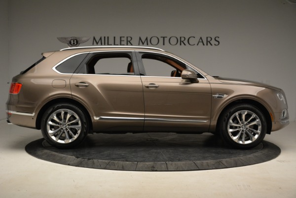 Used 2018 Bentley Bentayga W12 Signature for sale $159,900 at Bentley Greenwich in Greenwich CT 06830 9