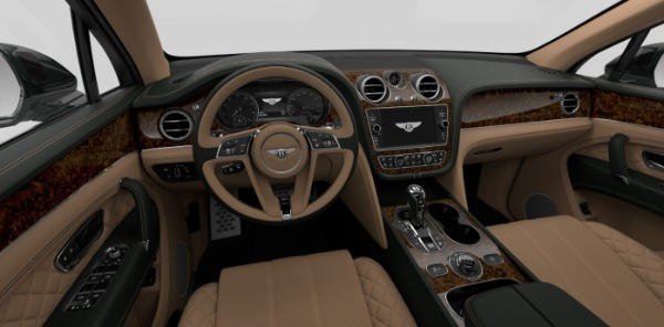 New 2018 Bentley Bentayga Onyx for sale Sold at Bentley Greenwich in Greenwich CT 06830 6