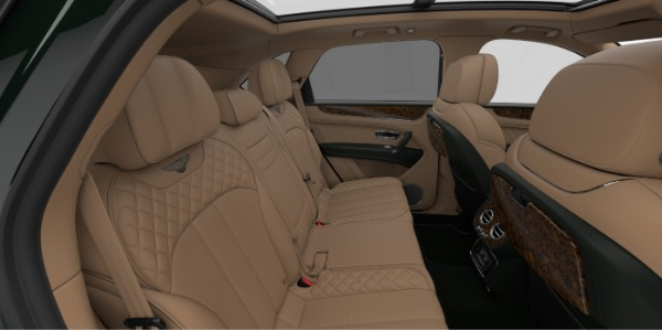 New 2018 Bentley Bentayga Onyx for sale Sold at Bentley Greenwich in Greenwich CT 06830 8