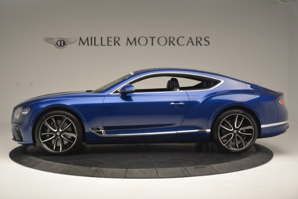 New 2020 Bentley Continental GT for sale Sold at Bentley Greenwich in Greenwich CT 06830 3