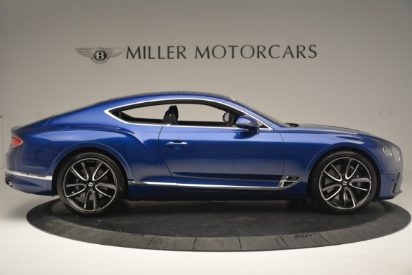 New 2020 Bentley Continental GT for sale Sold at Bentley Greenwich in Greenwich CT 06830 9