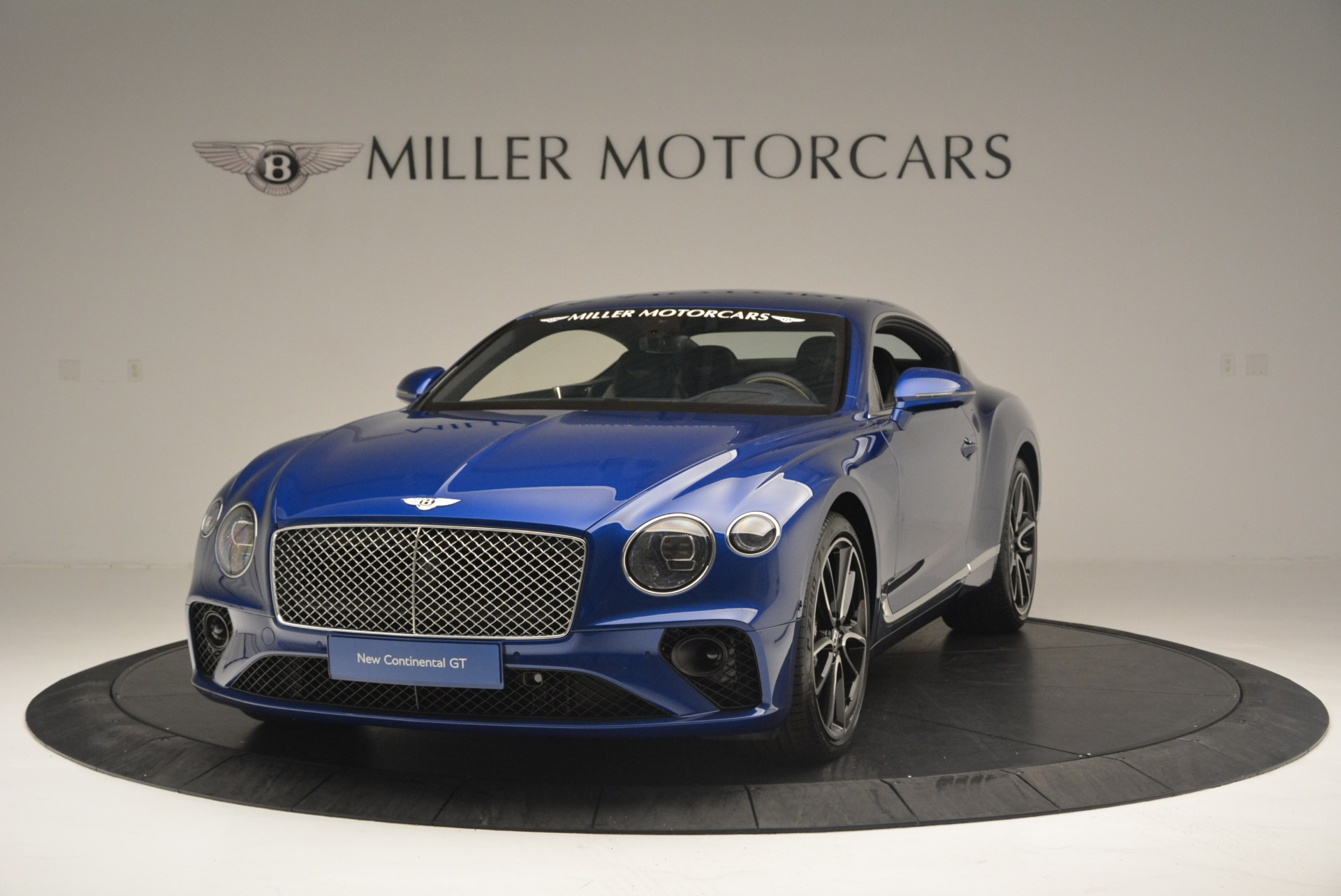 New 2020 Bentley Continental GT for sale Sold at Bentley Greenwich in Greenwich CT 06830 1