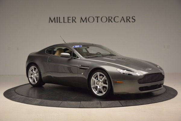 Used 2006 Aston Martin V8 Vantage for sale Sold at Bentley Greenwich in Greenwich CT 06830 10