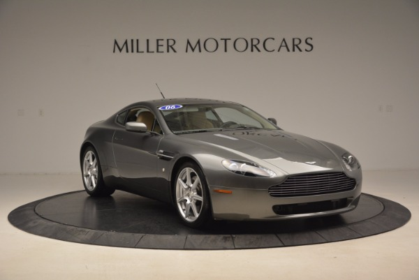Used 2006 Aston Martin V8 Vantage for sale Sold at Bentley Greenwich in Greenwich CT 06830 11