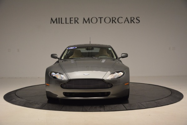 Used 2006 Aston Martin V8 Vantage for sale Sold at Bentley Greenwich in Greenwich CT 06830 12