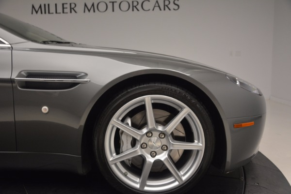 Used 2006 Aston Martin V8 Vantage for sale Sold at Bentley Greenwich in Greenwich CT 06830 17