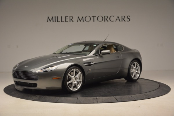 Used 2006 Aston Martin V8 Vantage for sale Sold at Bentley Greenwich in Greenwich CT 06830 2