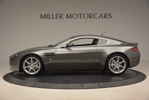 Used 2006 Aston Martin V8 Vantage for sale Sold at Bentley Greenwich in Greenwich CT 06830 3
