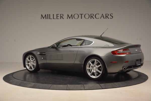 Used 2006 Aston Martin V8 Vantage for sale Sold at Bentley Greenwich in Greenwich CT 06830 4