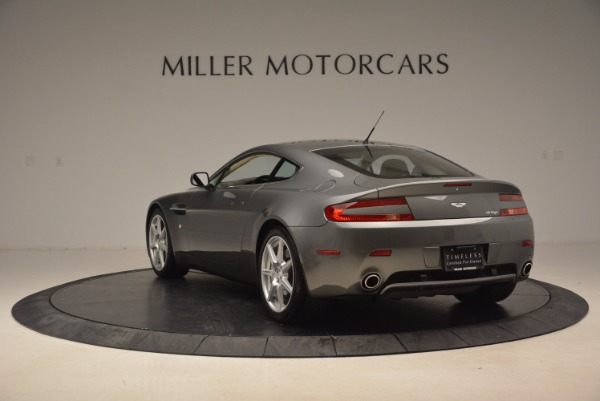 Used 2006 Aston Martin V8 Vantage for sale Sold at Bentley Greenwich in Greenwich CT 06830 5