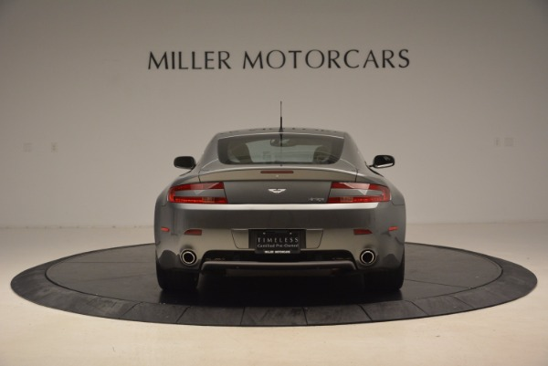 Used 2006 Aston Martin V8 Vantage for sale Sold at Bentley Greenwich in Greenwich CT 06830 6