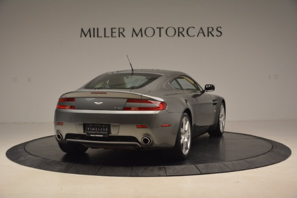 Used 2006 Aston Martin V8 Vantage for sale Sold at Bentley Greenwich in Greenwich CT 06830 7