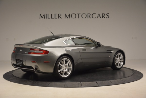 Used 2006 Aston Martin V8 Vantage for sale Sold at Bentley Greenwich in Greenwich CT 06830 8