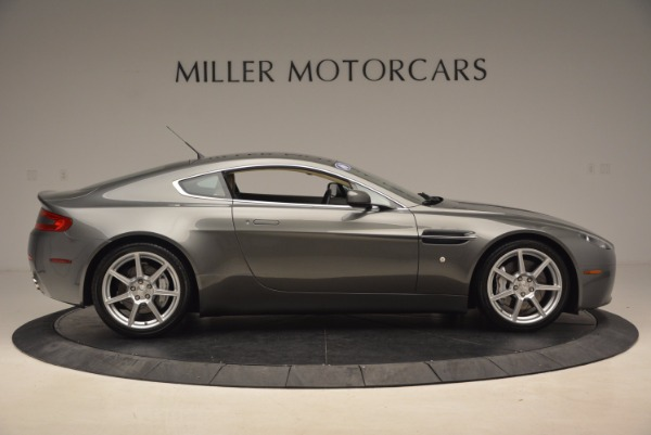 Used 2006 Aston Martin V8 Vantage for sale Sold at Bentley Greenwich in Greenwich CT 06830 9
