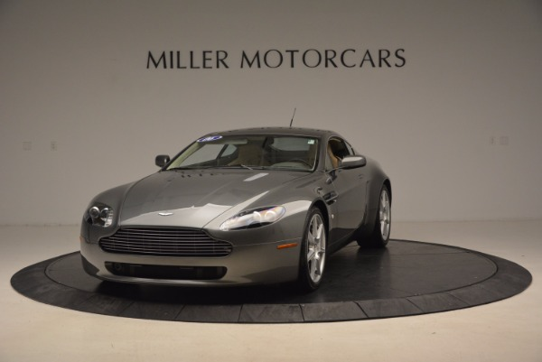 Used 2006 Aston Martin V8 Vantage for sale Sold at Bentley Greenwich in Greenwich CT 06830 1