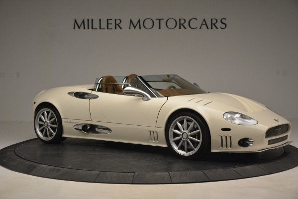 Used 2006 Spyker C8 Spyder for sale Sold at Bentley Greenwich in Greenwich CT 06830 10