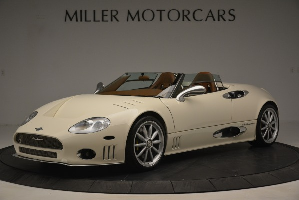 Used 2006 Spyker C8 Spyder for sale Sold at Bentley Greenwich in Greenwich CT 06830 2