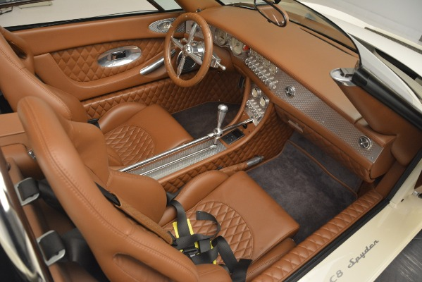 Used 2006 Spyker C8 Spyder for sale Sold at Bentley Greenwich in Greenwich CT 06830 21