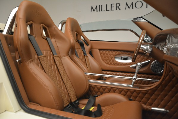 Used 2006 Spyker C8 Spyder for sale Sold at Bentley Greenwich in Greenwich CT 06830 23