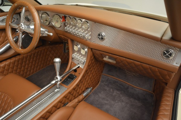 Used 2006 Spyker C8 Spyder for sale Sold at Bentley Greenwich in Greenwich CT 06830 24