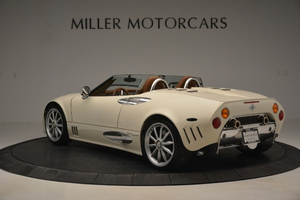 Used 2006 Spyker C8 Spyder for sale Sold at Bentley Greenwich in Greenwich CT 06830 5