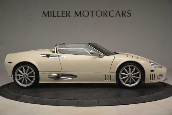 Used 2006 Spyker C8 Spyder for sale Sold at Bentley Greenwich in Greenwich CT 06830 9