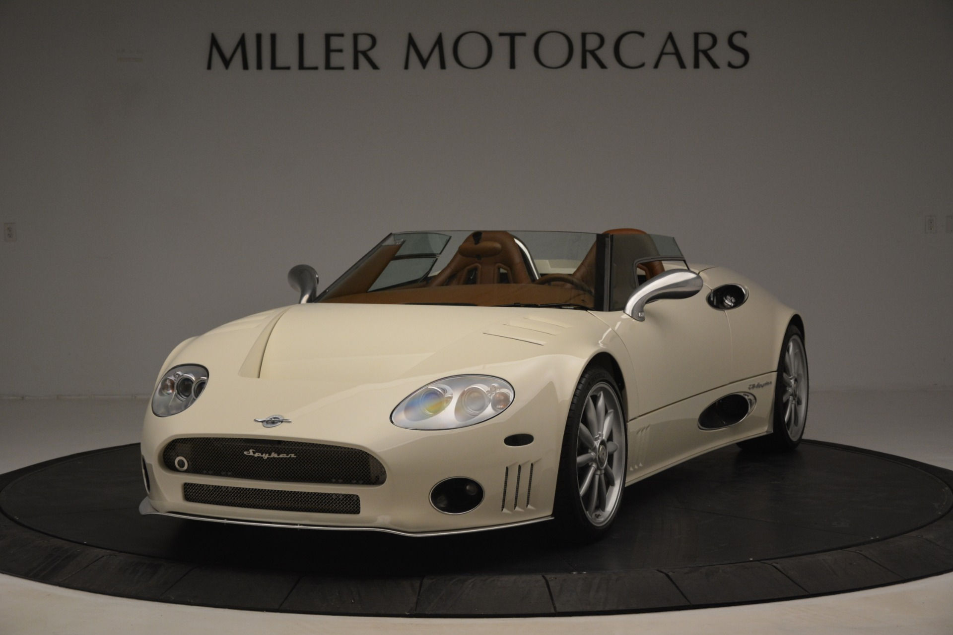 Used 2006 Spyker C8 Spyder for sale Sold at Bentley Greenwich in Greenwich CT 06830 1