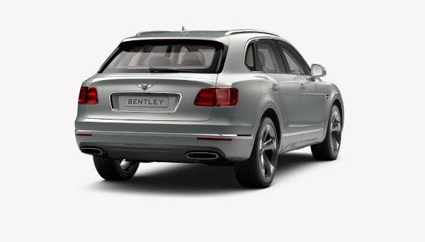 New 2018 Bentley Bentayga Signature for sale Sold at Bentley Greenwich in Greenwich CT 06830 3