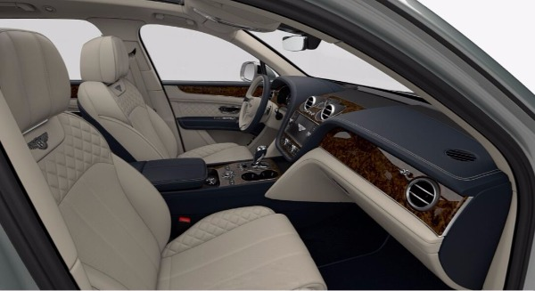 New 2018 Bentley Bentayga Signature for sale Sold at Bentley Greenwich in Greenwich CT 06830 7