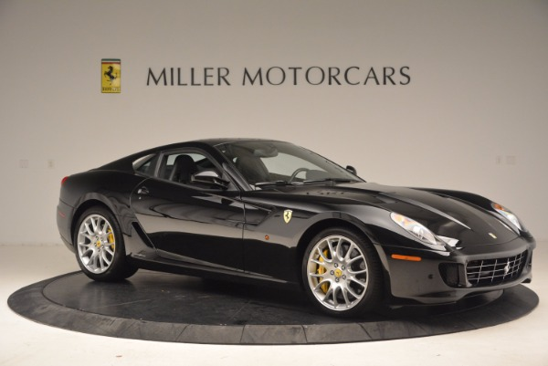 Used 2008 Ferrari 599 GTB Fiorano for sale Sold at Bentley Greenwich in Greenwich CT 06830 10