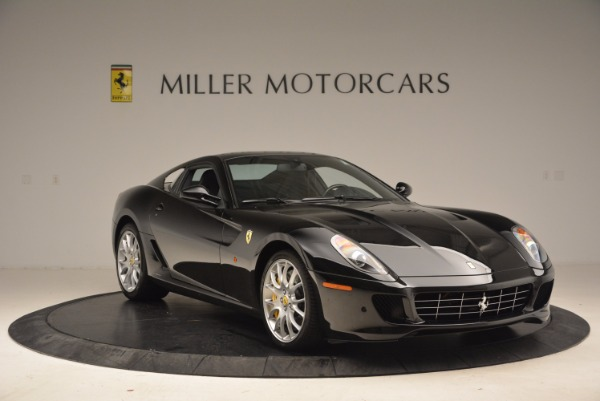Used 2008 Ferrari 599 GTB Fiorano for sale Sold at Bentley Greenwich in Greenwich CT 06830 11