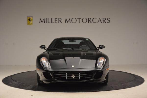 Used 2008 Ferrari 599 GTB Fiorano for sale Sold at Bentley Greenwich in Greenwich CT 06830 12
