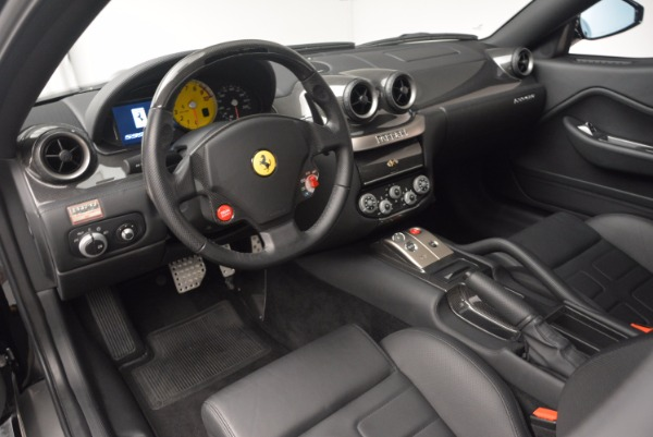 Used 2008 Ferrari 599 GTB Fiorano for sale Sold at Bentley Greenwich in Greenwich CT 06830 13