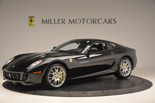 Used 2008 Ferrari 599 GTB Fiorano for sale Sold at Bentley Greenwich in Greenwich CT 06830 2