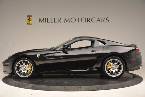 Used 2008 Ferrari 599 GTB Fiorano for sale Sold at Bentley Greenwich in Greenwich CT 06830 3